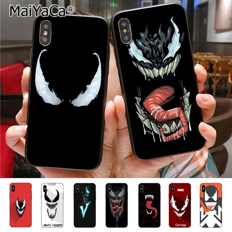 Maiyaca Venom Newest Super Cute Phone Cases For Iphone X Xs