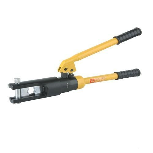 buy yqk 300 hydraulic cable lug crimping tools press cable terminal from. Black Bedroom Furniture Sets. Home Design Ideas