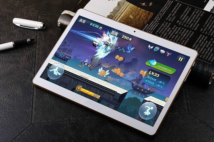 10 POUCES HEIG Configuration Enfants Tablet pc éducation Précoce d'apprentissage machine HD protéger les yeux