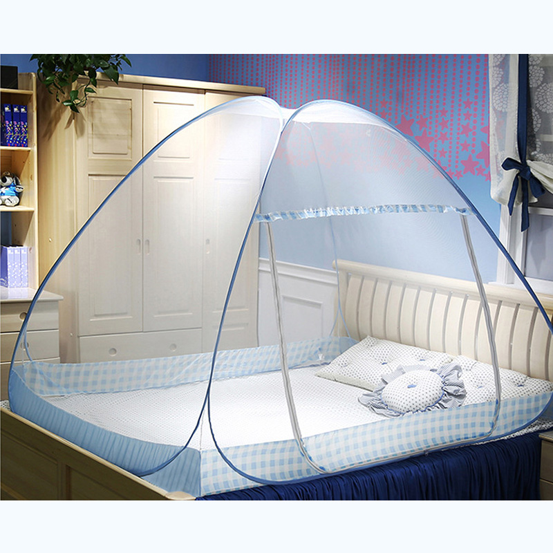 2016 Rio Olympic New Mosquito Net For Bed folding tent bed blue Student Bunk Bed Mosquito Net Mesh Adult Double Bed Netting Tent-in Mosquito Net from Home ... & 2016 Rio Olympic New Mosquito Net For Bed folding tent bed blue ...