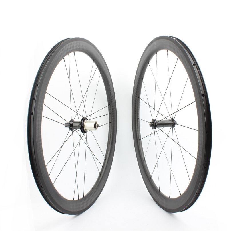 Farsports FSC60 CM 23 Powerway hub R36 3G lace bike carbon wheels China, 60 23 U shape full carbon bicycle wheelset 700c