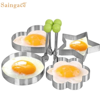 Stainless Steel Fried Egg Shaper Pancake Mould Mold