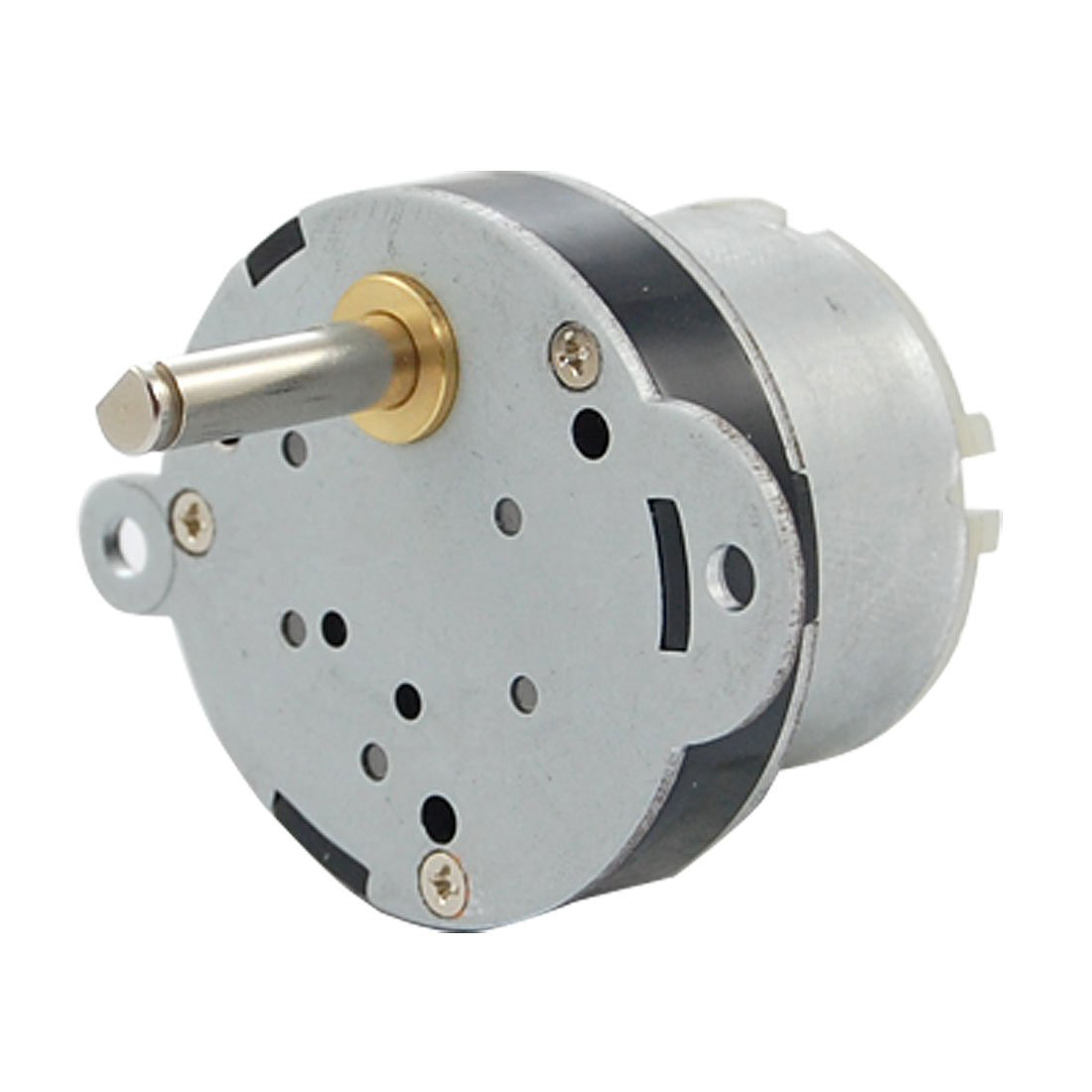 IMC Hot 40mm DC 12V 2RPM High Torque Electric Gearbox Motor New