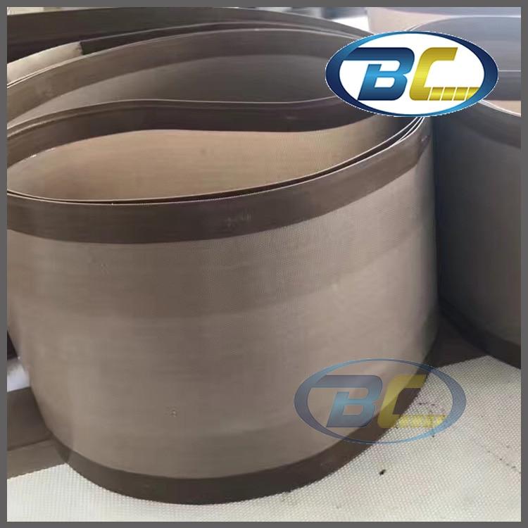 Factory Supply Anti Static Teflon Cloth, High Temperature Resistant PTFE Belt