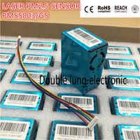 Sensor de partículas de aire/polvo PM2.5, láser interior, módulo de salida digital purificador de aire G5/PMS5003 sensor láser de alta precisión pm2.5
