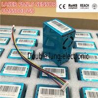 PM 2,5 Luft partikel/staub sensor, laser innen, digital output modul luftreiniger G5 / PMS5003 Hohe präzision laser pm 2,5 sensor