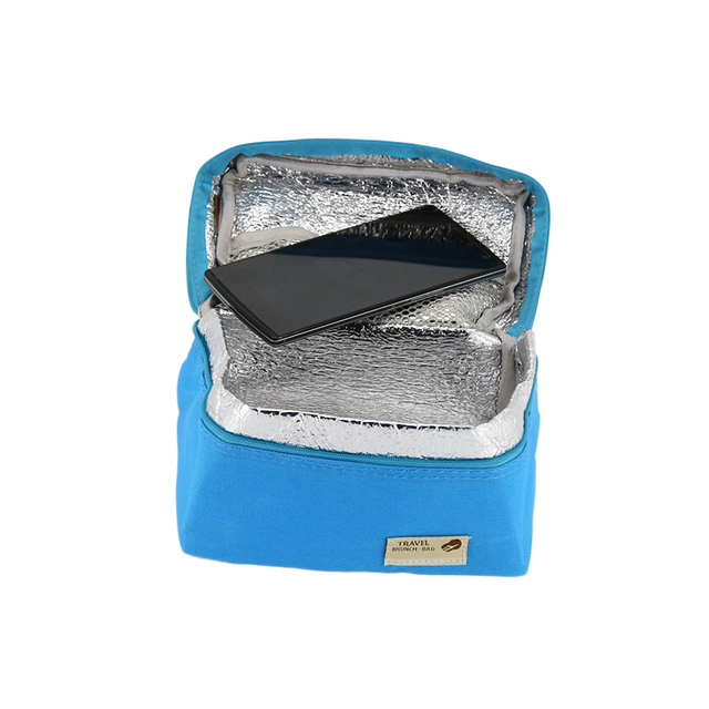 Practical Compact Waterproof Eco-Friendly Lunch Bag