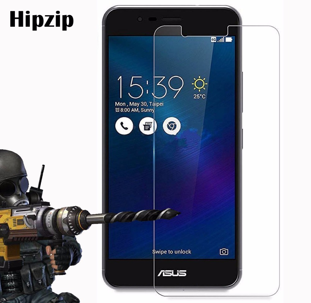 9H 0.26mm Tempered GLass For <font><b>ASUS</b></font> <font><b>Zenfone</b></font> <font><b>Pegasus</b></font> <font><b>3</b></font> <font><b>X008</b></font> GO TV ZB500KL ZB450KL 2 Laser ZE500KL <font><b>3</b></font> Max <font><b>Screen</b></font> Protector Sklo Case image