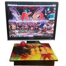 Cdragon hiçbir gecikme oyun kolu Rocker USB bilgisayar PC Arcade dövüş oyunu kolu dövüş oyun makinesi aksesuarları ücretsiz kargo