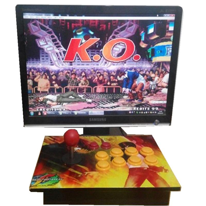 Cdragon sans retard arcade joystick rocker USB ordinateur pc arcade jeu poignée jeu machine accessoires kof 97 livraison gratuite