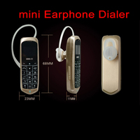 LONG CZ J8 Mini Earphone Dialer Bluetooth 3 0 Wireless Cellphone Mobile Phone Stereo Headset 32MB