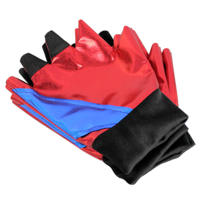 1pcs Halloween Batman Harley Quinn Gloves Biker Suicide Squad Costume Glove  Christmas Halloween Party Cosplay Costume On Sale-in Costume Accessories  from ... deb833f7dd0