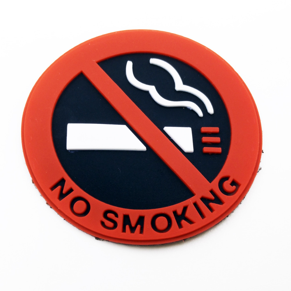 5x no smoking logo wall window stickers warning sign soft rubber 5x no smoking logo wall window stickers warning sign soft rubber latex for public place home decoration car styling healthy life in wall stickers from home buycottarizona Gallery