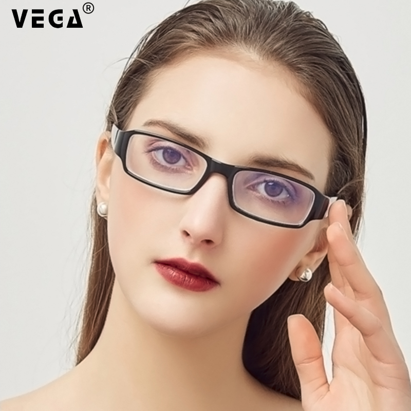 VEGA PC Eyeglasses Anti Glare Computer Glasses Pixel Women Men Best Blue Light Blocking Gaming Glasses PC Glasses 217
