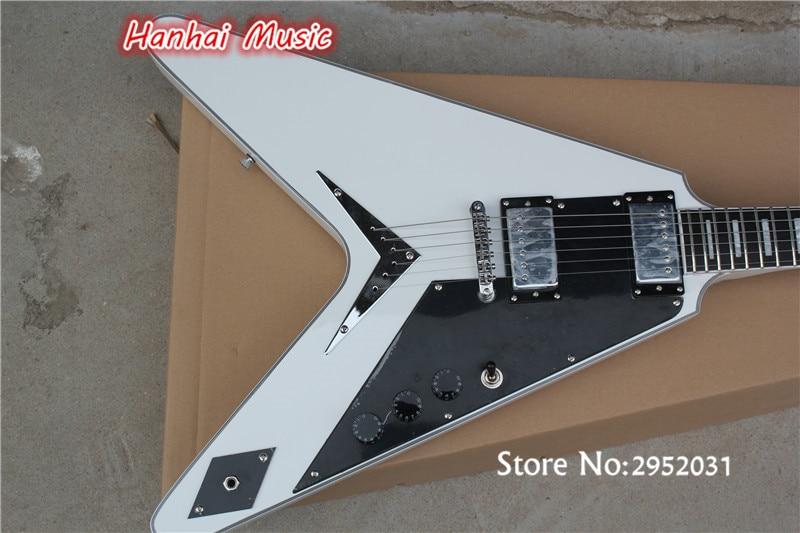 Gibson flying v ebony fretboard