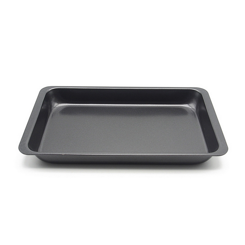 1pcs 11 inch Rectangle Carbon Steel Cake Mold Pastry Bread Loaf Baking Mould Pan