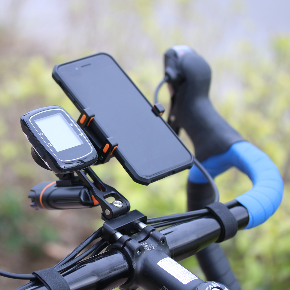 Mount Bicycle Bike Flashlight-Mount Computer-Mount-Holder Sports-Camera Universal Multifunctional