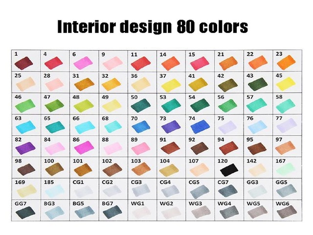 80 Interior design