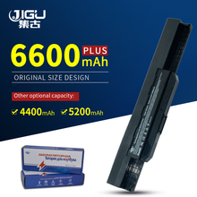 JIGU 6 ячеек A32-K53 A41-K53 Аккумулятор для ноутбука Asus x54h A53SK K53SJ k53tk K53SK K53S A53TA K53T X43U A43 K53U k53u k53b