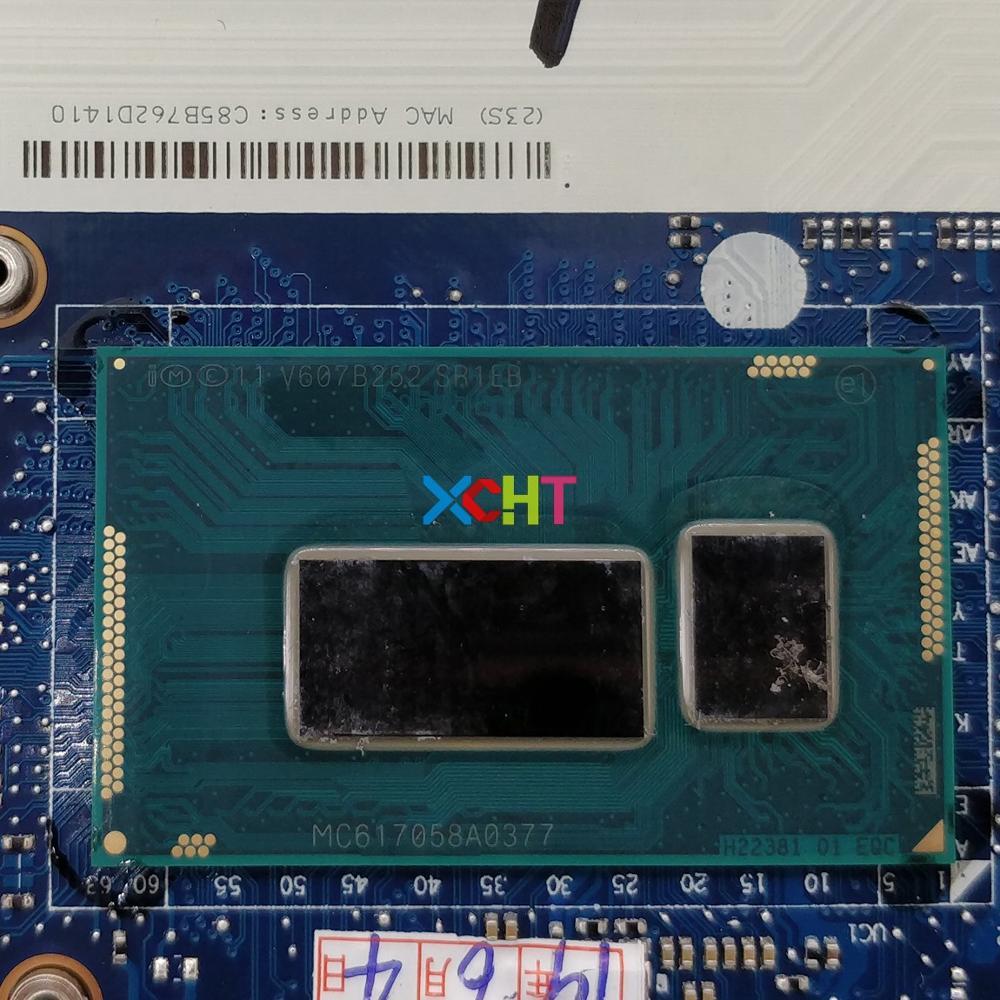 מפתחות ושלטים עבור Lenovo Z50-70 FRU: Mainboard האם 5B20G45465 ACLUA / ACLUB NM-A273 I7-4510U CPU GT840M / 4GB Graphics מחברת מחשב נייד PC (4)
