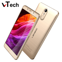 "Leagoo M8 Smartphone 5.7 ""HD IPS Android 6.0 MT6580A Quad Core 2 GB RAM 16 GB ROM 3500 mAh Batterie 13.0 MP D'empreintes Digitales ID téléphone"