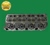 4D30/D4AF Cylinder Head for Hyundai FE200 3298cc 8v 1987 Mitsubishi Canter FU101 3298Ccc 3.3D 8v 1978 82 ME997653,ME997041