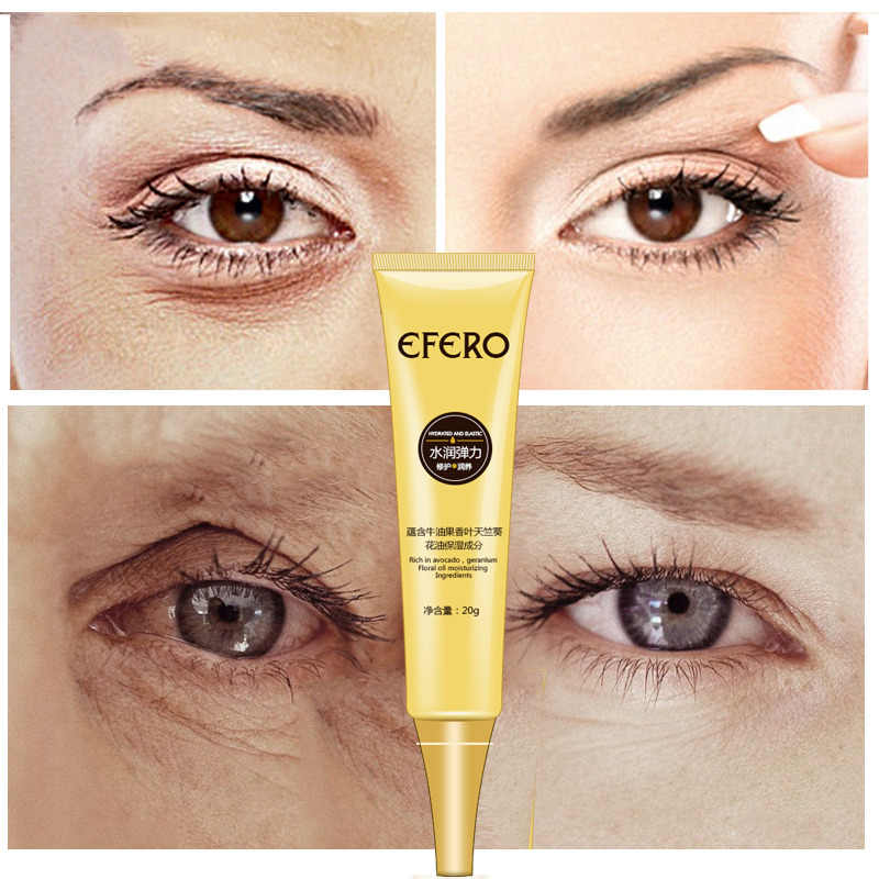 Detail Feedback Questions about EFERO Eye Cream Instantly