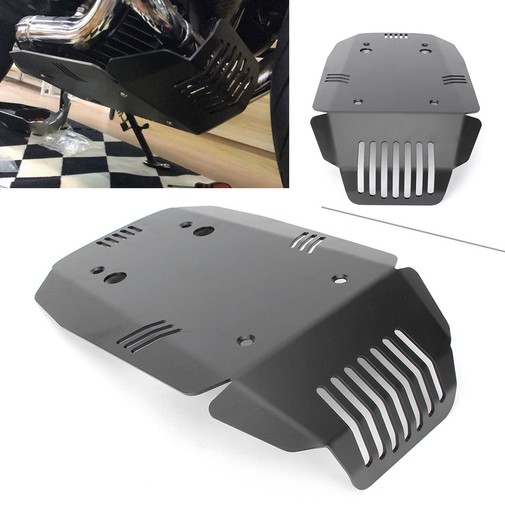 CNC Motorcycle Engine Guard Skid Plate Protector for BMW R Nine T R9T Scrambler 2013 2014