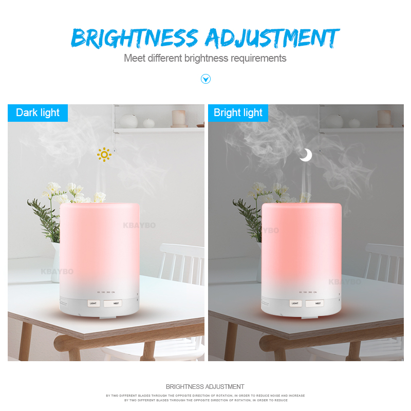 Diffuseur d'huile essentielle Aroma 300ml, humidificateur d'air - Appareils ménagers - Photo 5