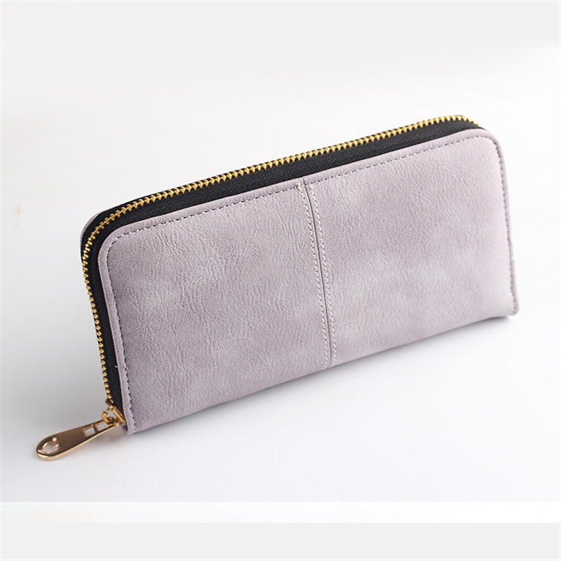 Women Wallets Candy Oil Leather Wallet Long Design Day Clutch Casual Lady Cash Purse Women Hand Bag Carteira Feminina золотая цепь ювелирное изделие 28537