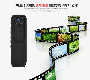 Image 5 - 1.5 calowy ekran bezprzewodowa kamera WiFi Night Vision Mini DV z Novatek 96650 ciała policja kieszonkowy aparat Loop Recorder Mini DVR