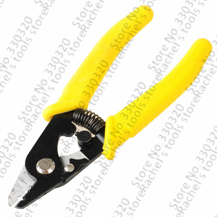 Optical fiber wire stripper wire cable stripping tool cutter Hand Tools