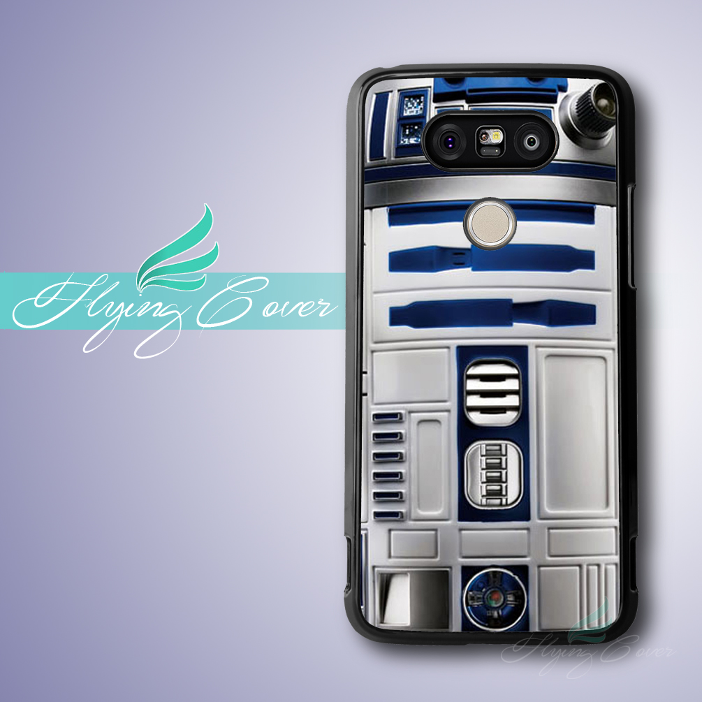 Coque R2D2 Robot Star Wars Phone Cases for LG G5 G4 G3 ...