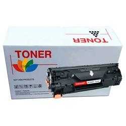 1PK CF283A 283A 83A kaseta z tonerem kompatybilny hp Laserjet Pro M127  M127fn  M127fw|Kasety z tonerem|Komputer i biuro -