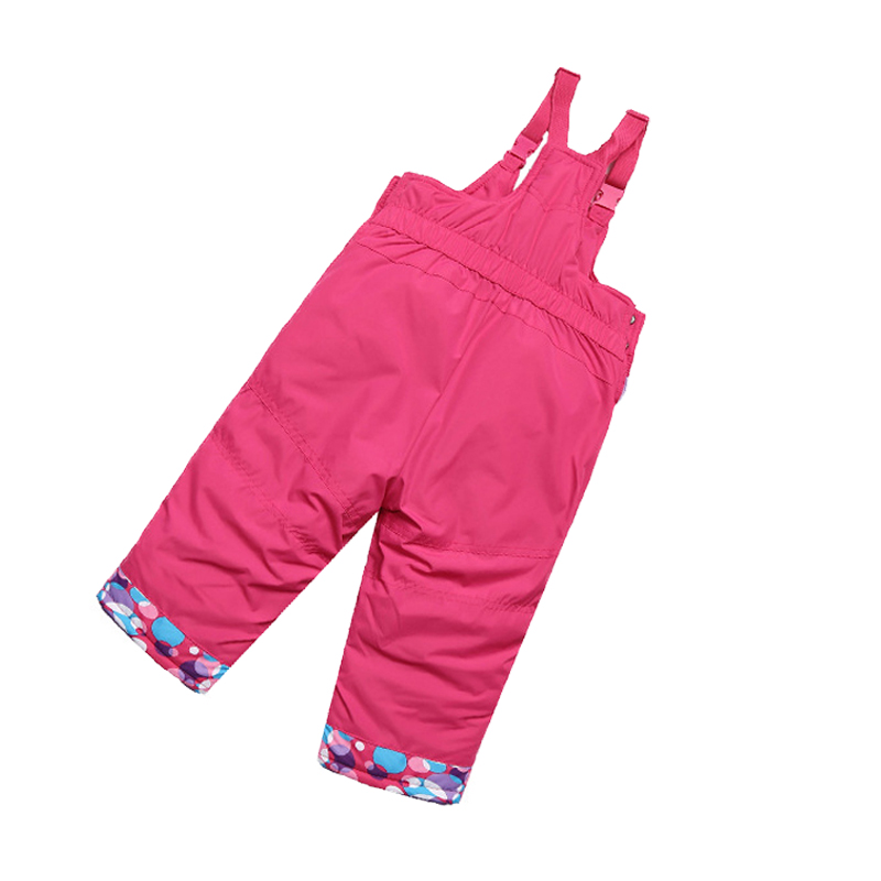 474fac85c Russia Kids Winter Jumpsuits Baby Boys Girls Thicken Overalls ...