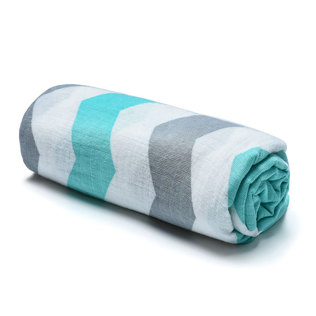 Organic Swaddle Blanket For All (0-3 years) Nursery Shop by Age Swaddle Blankets