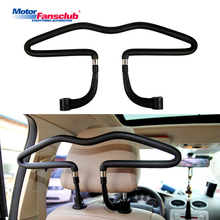 Universal Auto Car Back Seat Coat Hanger Holder Rack for Jackets Clothes Suit Shirts Mount Storage Interior Styling Stowing Tidy