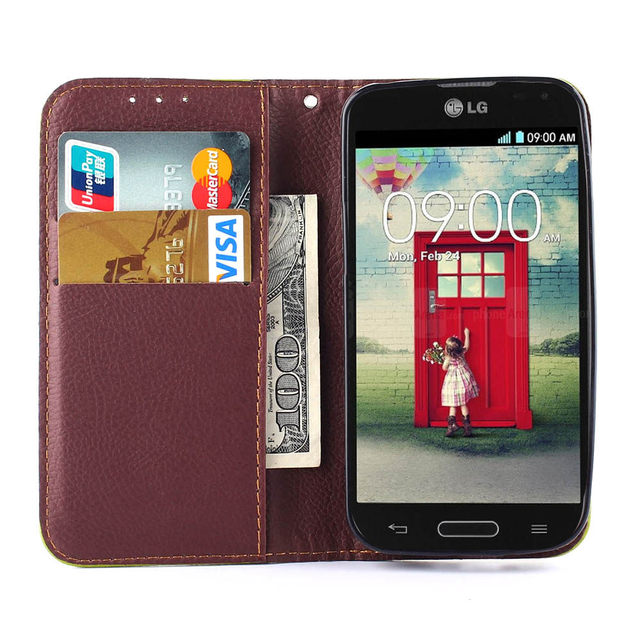 online store 44481 4765a US $4.74 5% OFF|for LG L90 Case Series III LG90 Leaf Clasp Stand Flip  Leather Cases Stand Function Card Slot Wallet Cover black LGL90-in Wallet  Cases ...