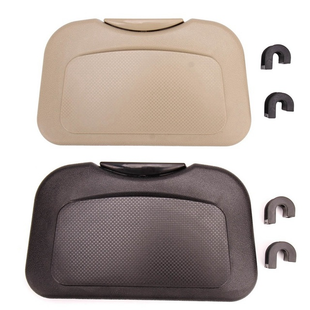 Universal Car Cup Holder Back Seat Foldable Food Drink Tray Table Auto Organizer Easy