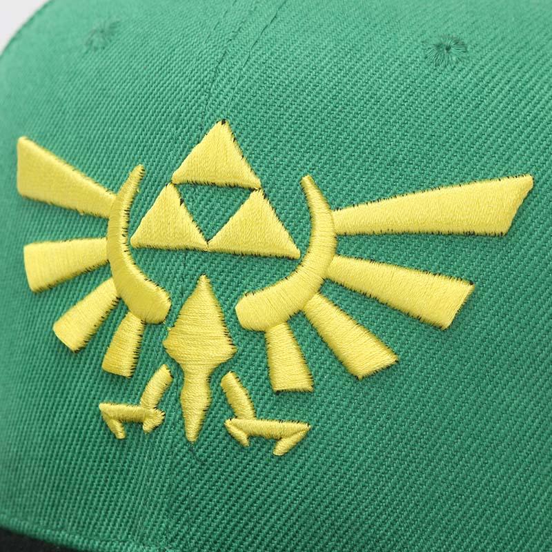Rick and Morty Hats super mario Caps Adjustable Cotton Baseball hat Cap Snapback The Legend of Zelda Link Hat plush toy 4