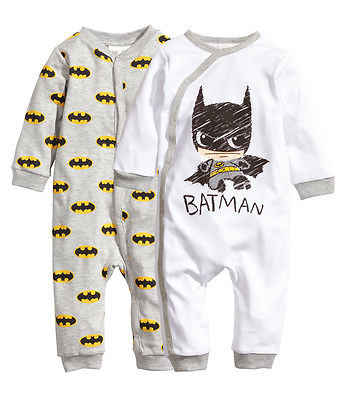 f9781ba427 Detail Feedback Questions about Baby Girls Boy Batman Long Sleeve Jumpers  Bodysuit Outfits One pieces on Aliexpress.com