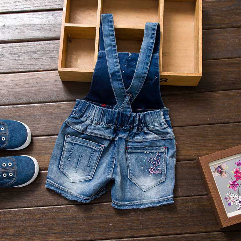 Summer-Cotton-Infant-Bib-Overalls-Thin-Denim-Lovely-Baby-Short-Pants-Boy-and-girl-baby-Fashion-Loose-kids-jeans-shorts-for-Girl-5