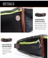 детектора tfo бег waistpack пакеты поясные сумки waistbag мужчин и женщин открытый спорт бег с гарнитурой для верховой езды телефона ремень водонепроницаемый