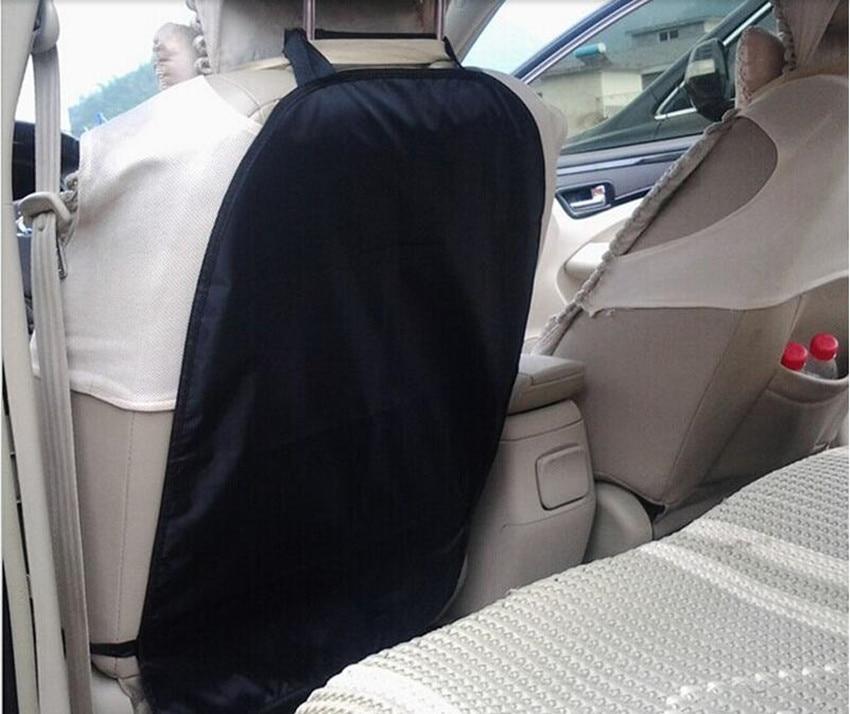 Seat Cover Protectors Universal Car Van Set Air Bag Friendly Comfortable Black