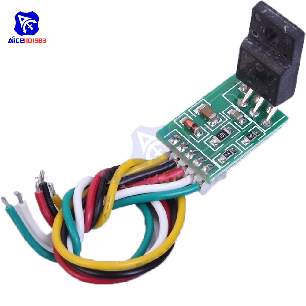 diymore 12-18V LCD Universal Power Supply Board Module Switch Tube 300V for LCD Display TV Maintenance
