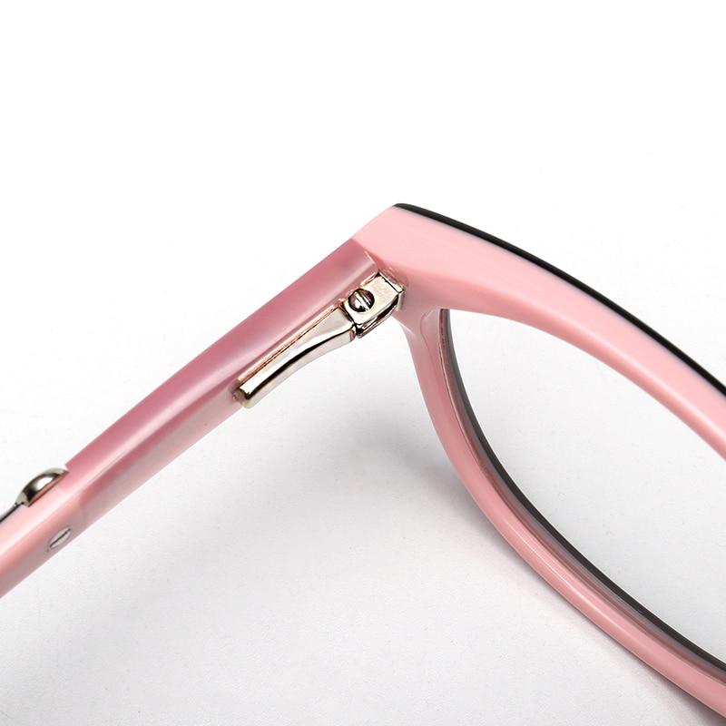 Accetate niños gafas marco marca de diseño claro miopía anteojos ...