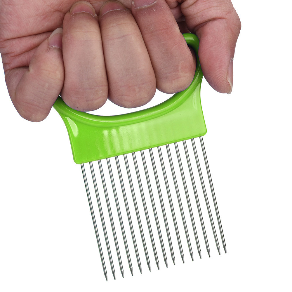 Corrugated Kitchen Accessories and Potato Knife for Making French Fries and Cutting Vegetables 4