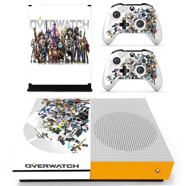 For Overwatch Xbox One S Skin Sticker