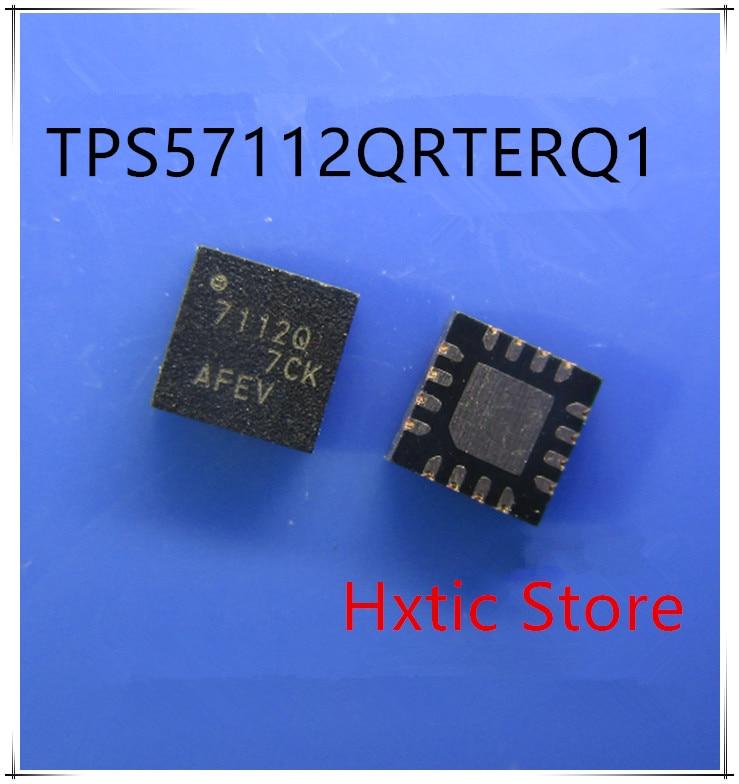 NEW 10PCS LOT TPS57112QRTERQ1 TPS57112Q TPS57112 MARKING 7112Q QFN 16 IC