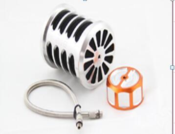 Metal air filter combination  For 1/5 HPI Baja  5B  5T 5SC